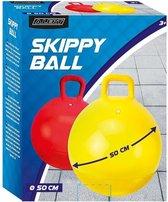 Alert Skippybal 50 cm Rood