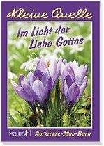 Boek cover Im Licht der Liebe Gottes van