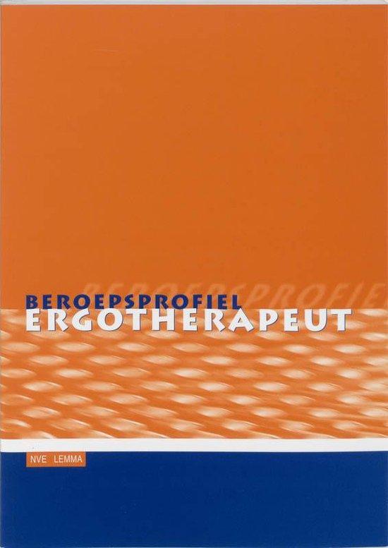 Beroepsprofiel ergotherapeut - none |