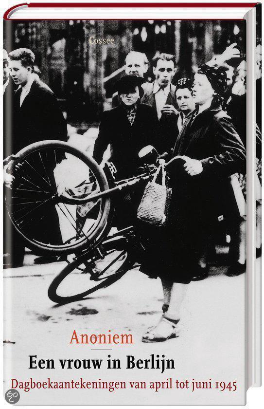 Boek cover Vrouw In Berlijn van Anoniem (Hardcover)