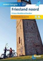ANWB Fietsgids 02 / Friesland Noord