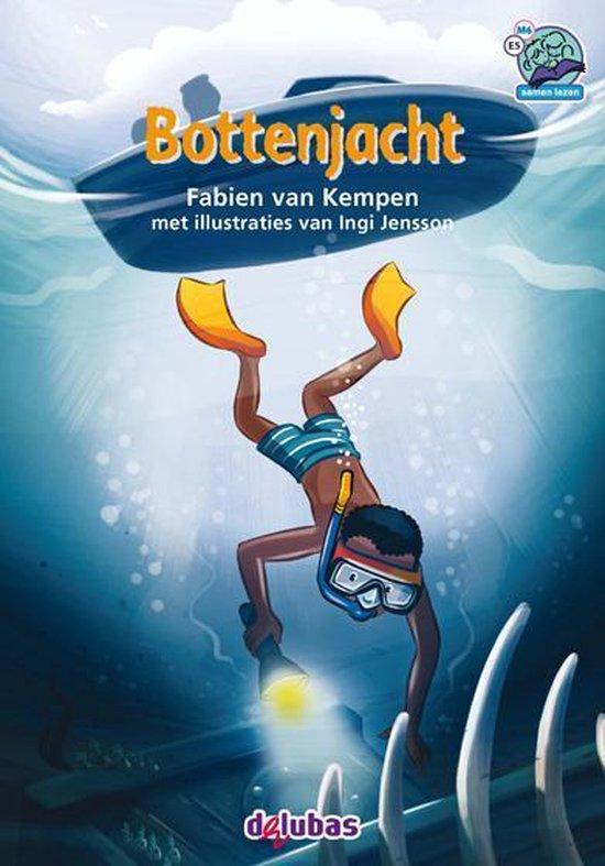 Samenleesboeken - Bottenjacht - Fabien van Kempen |