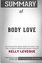 Summary of Body Love by Kelly Leveque