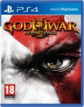 God of War III - Remastered Edition - PS4