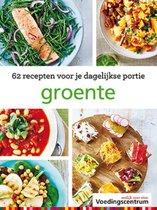 Boek cover Groente van Stichting Voedingscentrum Nederl