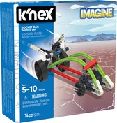 Knex Building Sets - Rocket Car