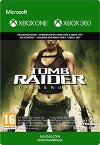 Tomb Raider: Underworld - Xbox One / Xbox 360