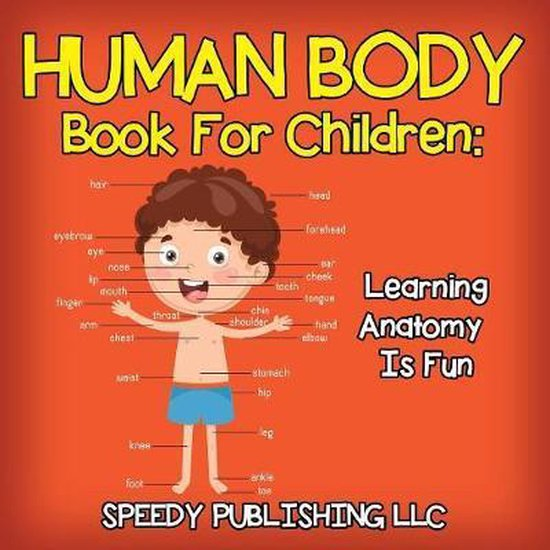 Human Body Book for Children