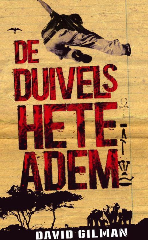 De duivels hete adem - David Gilman | Fthsonline.com