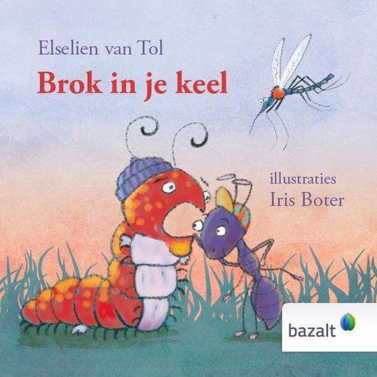 Brok in je keel - Elselien van Tol | Readingchampions.org.uk