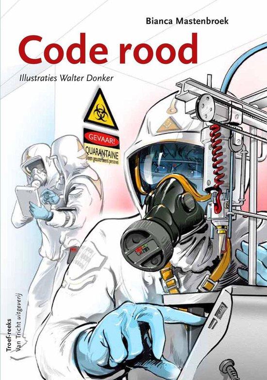 Troef-reeks - Code rood - Bianca Mastenbroek pdf epub