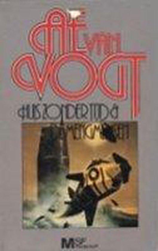 Huis zonder tyd en de mengmensen - A.E. van Vogt pdf epub