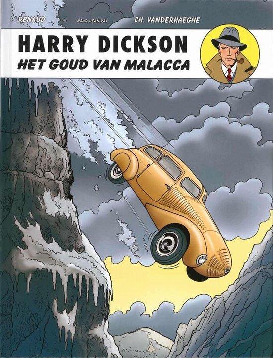 Harry dickson Hc13. het goud van malacca - renaud denauw |