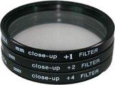 Close up Macrolens-set (3 filters) 77mm
