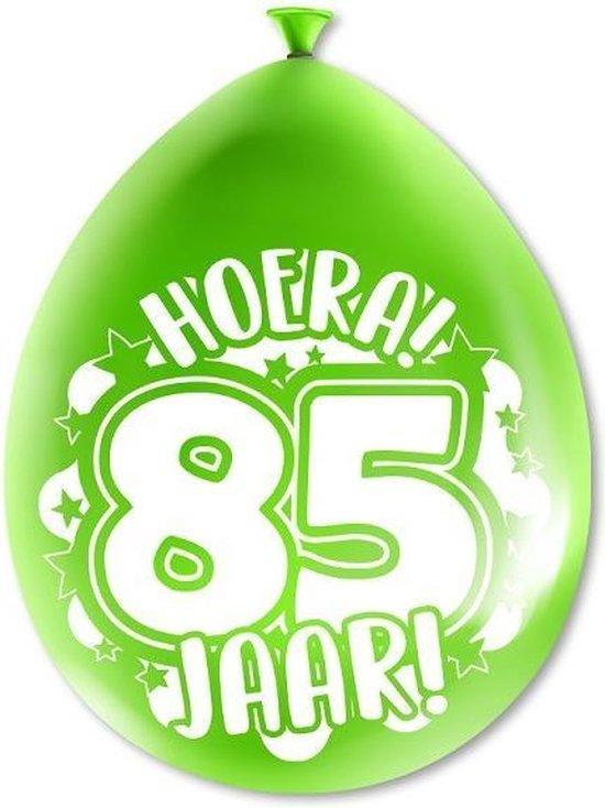 Paperdreams cijferballonnen - 85 jaar