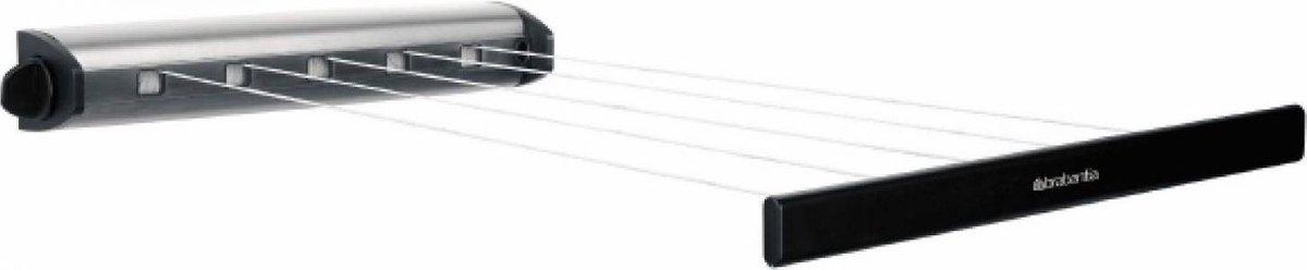 Brabantia Roldrooglijn - 22 m - Matt Steel