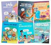 Moppenboeken  -   Pakket Moppenboeken groep 4-8 (6 titels)