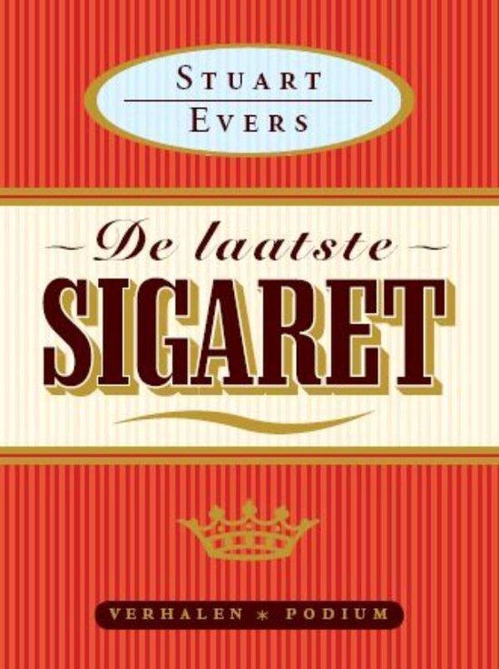 De laatste sigaret - Stuart Evers | Fthsonline.com