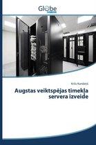 Augstas Veiktsp Jas T Mek a Servera Izveide