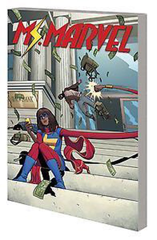 Boek cover Ms. Marvel Volume 2 van G. Wilson Willow (Paperback)