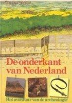 Boek cover Onderkant van nederland van Ginkel