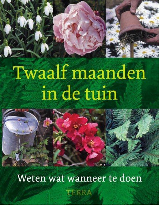 Twaalf maanden in de tuin - I. Spence pdf epub