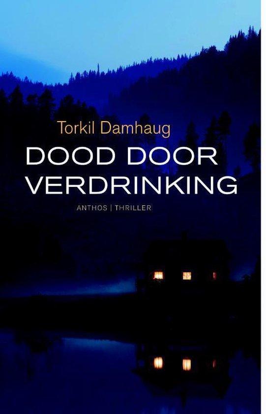 Cover van het boek 'Dood door verdrinking'