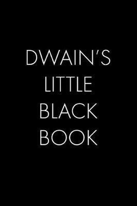 Dwain's Little Black Book