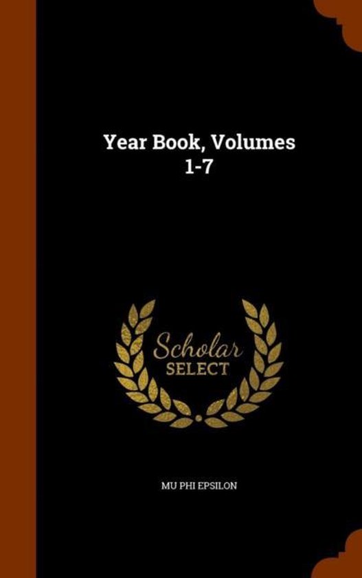 Year Book, Volumes 1-7