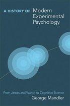 A History of Modern Experimental Psychology