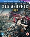 San Andreas (3D Blu-ray) (Import)