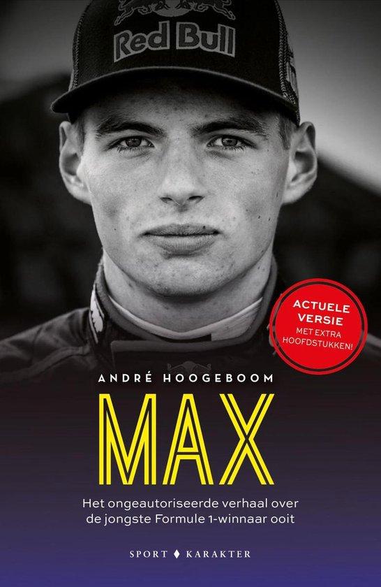 MAX - Andre Hoogeboom pdf epub