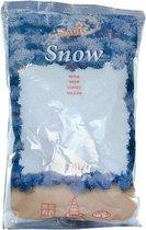 Kunst sneeuw vlokken 4 liter - Sneeuwvlokjes