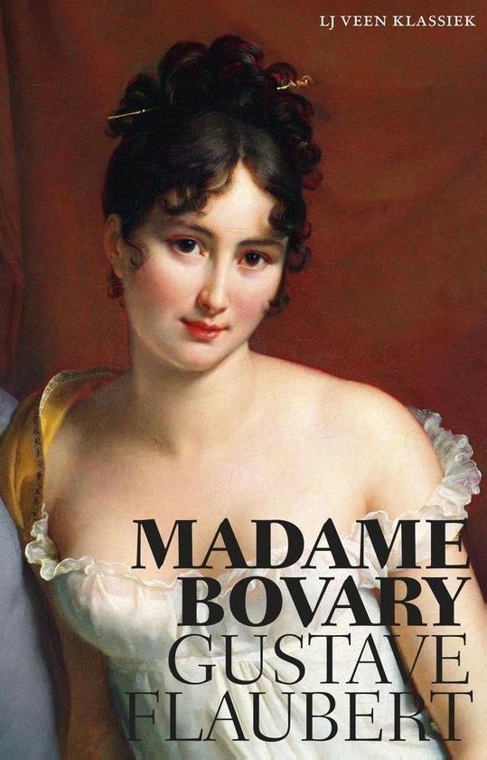 Boek cover LJ Veen Klassiek - Madame Bovary van Gustave Flaubert (Onbekend)