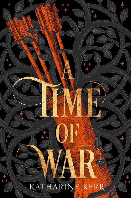 Boek cover A Time of War (The Westlands, Book 3) van Katharine Kerr (Onbekend)