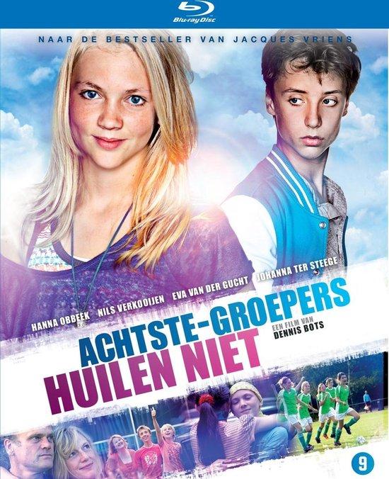 Cover van de film 'Achtste Groepers Huilen Niet'