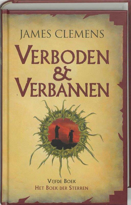 Verboden & Verbannen / 5 Het Boek Der Sterren Midprice - J. Clemens |