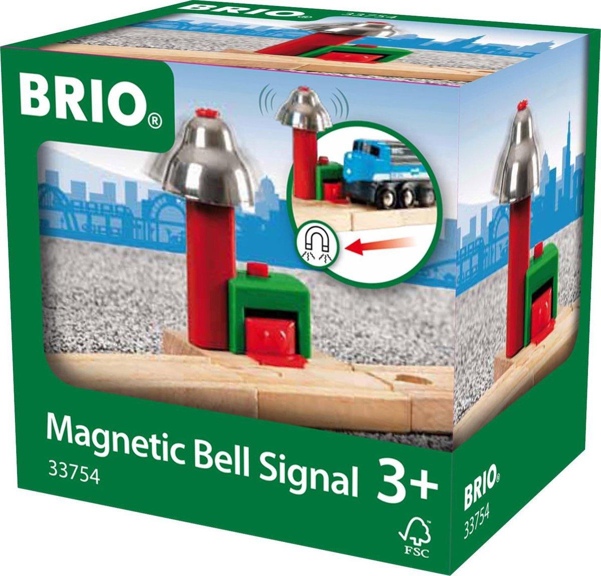 BRIO Magnetisch belsignaal - 33754