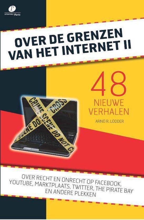 Over de grenzen van het internet II - Arno R. Lodder | Fthsonline.com
