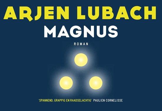 Omslag Magnus