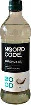 NoordCode Pure C8 & C10 MCT-Olie | 100% Kokosolie | Optimale verhouding C8 & C10 Vetzuren | Smaakloos & Geurloos | Ideaal voor Bulletproof Koffie | 500 ml