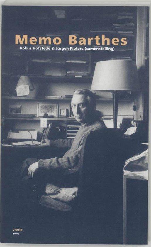Memo Barthes - Hofstede |