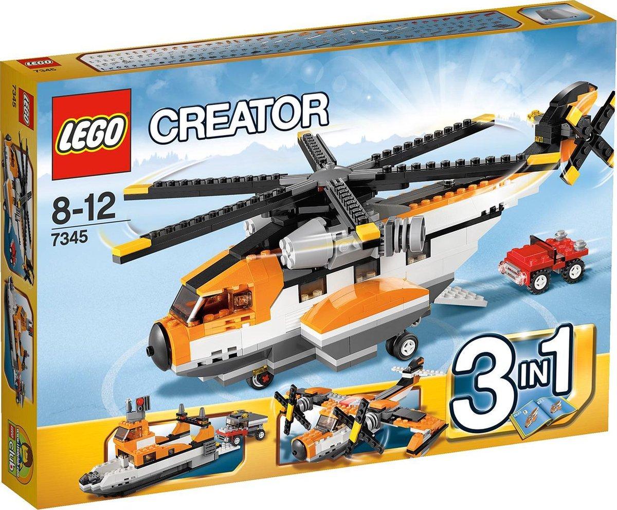 LEGO Creator Transporthelikopter - 7345