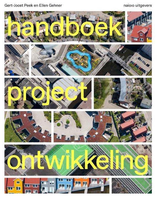 Boek cover Handboek Projectontwikkeling van Gert-Joost Peek (Hardcover)