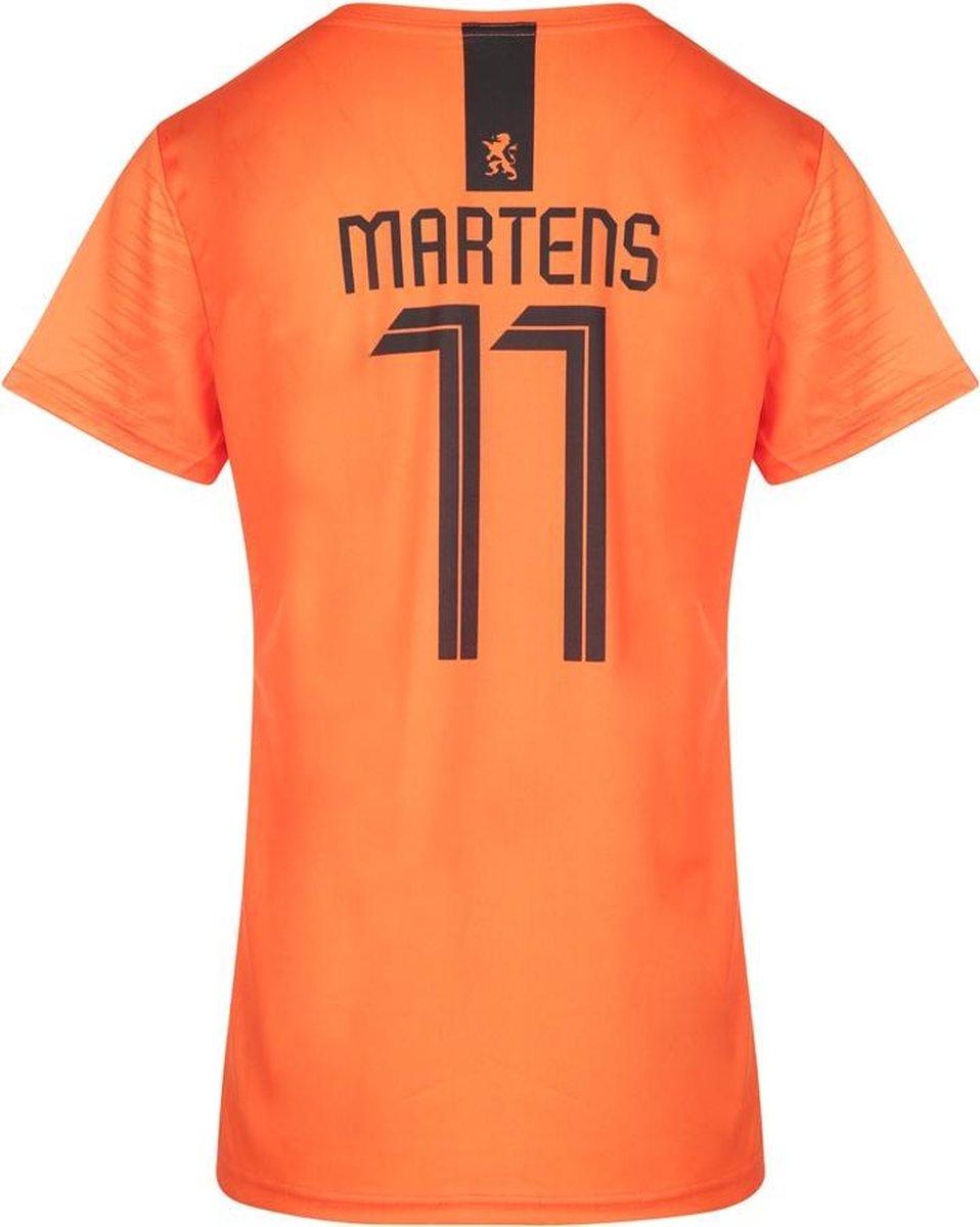 Nederlands Elftal Martens Dames Voetbalshirt Thuis 2018-2020 Kids/Senior-S - Geen merk / fanartikel