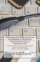 Diccionario Especializado de Terminos Tecnicos