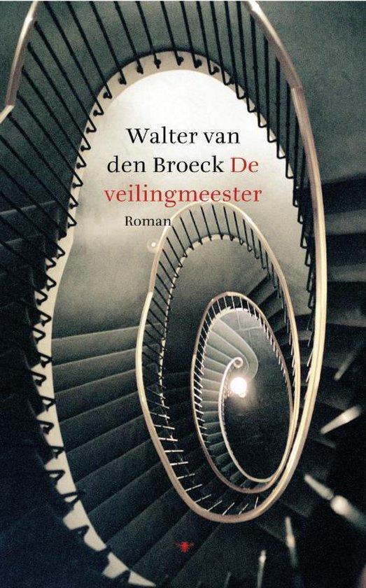 De veilingmeester - Walter van den Broeck  