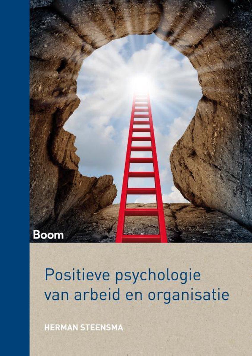 Positieve psychologie van arbeid en organisatie