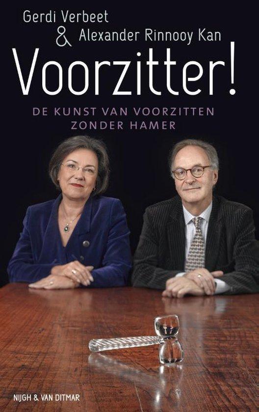 Voorzitter! - Gerdi Verbeet | Readingchampions.org.uk