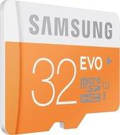 Samsung Evo 32 GB micro SD class 10 met adapter